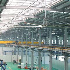 大型工业节能吊扇