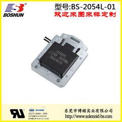厂家供应交流电磁铁电压220V的自动售货机电磁铁推拉式长行程15mm