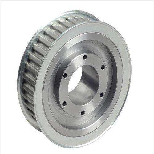 硬质氧化铝同步带轮