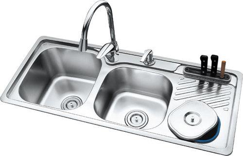 不锈钢加工厂家带您了解不锈钢水槽安装小技巧