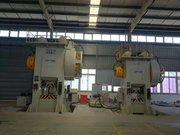 重慶客戶1000噸+600噸調試現場