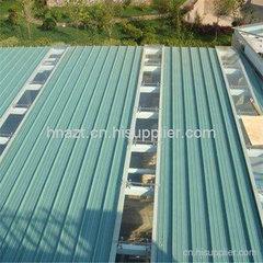 ManBetx体育铝镁锰金属屋面