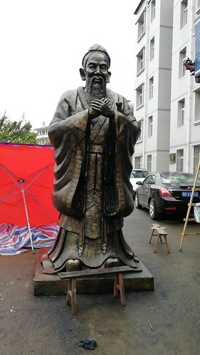 佛像雕塑技艺