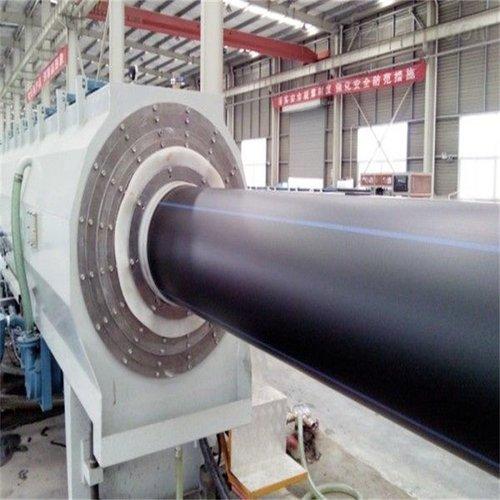 保证小口径pe管材焊接质量的办法和过程