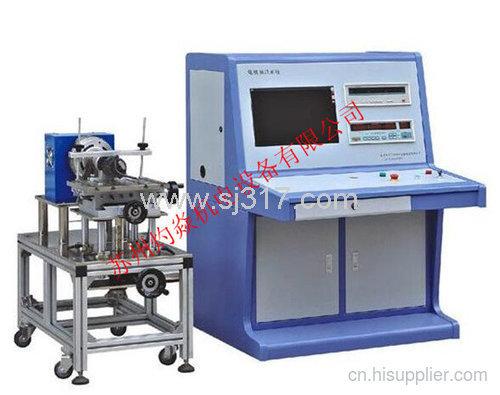 测功机自动测试系统
