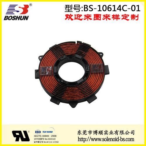 厂家供应直流电压0.3V绕线多不脱落耐高温经久耐用的电磁炉发热盘线圈