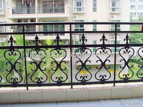 贵州铁艺栏杆销售厂家