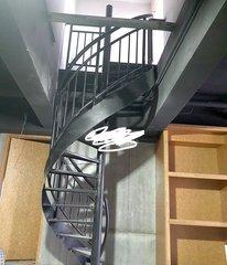 贵州铁艺旋转楼梯安装厂