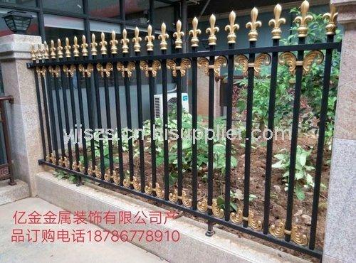 贵州铝艺栏杆定做厂家