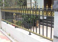 贵州铁艺围栏安装