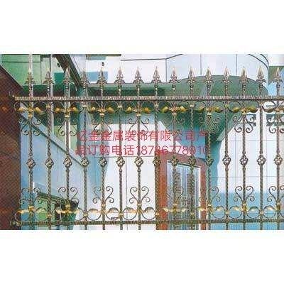 铁艺栏杆的主要特点是什么?