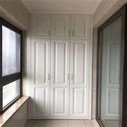 阳台柜装修案例