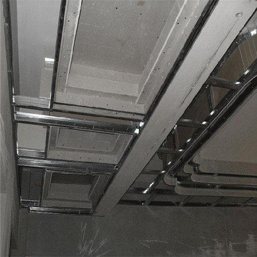 轻钢龙骨吊顶天棚时施工技术