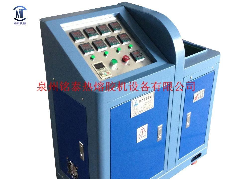 銘泰機械供應廠家直銷的熱熔膠機優質齒輪泵熱熔膠機廠家