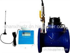 带压力监测功能-KD型大口径智能水表