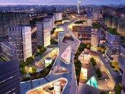 商业项目-兰州绿地金融智慧城