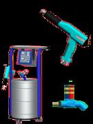博士达粉体静电喷枪BSD-5011新品上市
