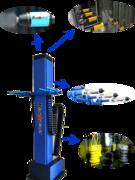 往复机 涂装往复机 自动静电喷涂机喷塑往复机 喷粉往复机