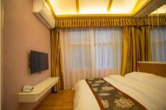 酒店房间窗帘
