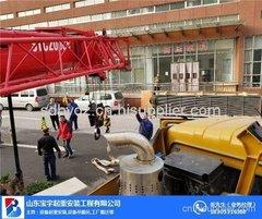 济南厂房搬迁 济南大型设备搬运 济南大型设备吊装起重