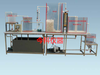活性污泥法动力学关系测定设备 (自动控制)