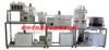 工业废水处理流程模拟实验设备(自动控制)