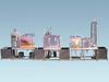 煤矿生活污水处理模拟实验装置_煤矿生活污水处理模拟实验设备_煤矿生活污水处理模拟实验仪器