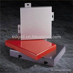 贵阳铝单板构造