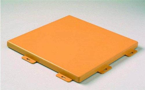 带您了解铝单板生产流程