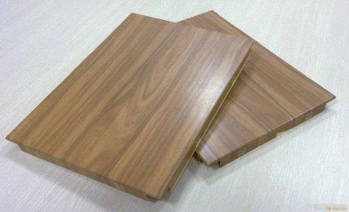 专为现代生活而设计的木纹铝单板