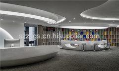 苏州新区办公室(办公楼)装修的风格