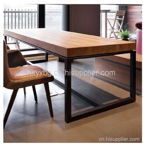 海南铁艺办公桌