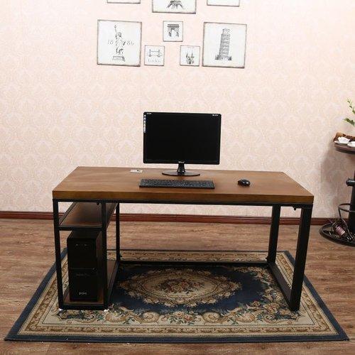 海南铁艺办公桌出售