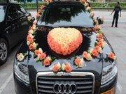 婚車布置有哪些方法?