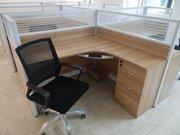 海南屏风办公桌案例