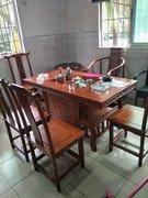 海南茶几桌案例