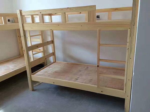 洛阳实木上下床销售在哪能买到物超所值的郑州实木上下床