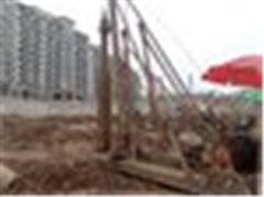 海南冲孔灌注桩机工程