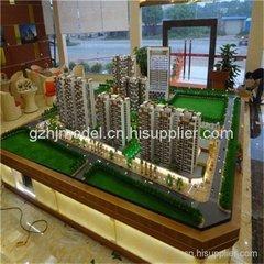广州地产售楼模型