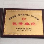 2009-2010优秀单位