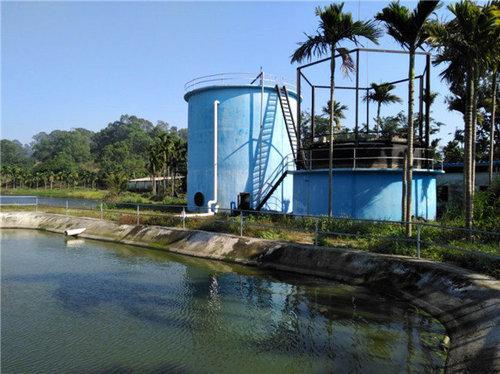 沼气综合利用工程