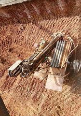 海南锚索钻机的使用
