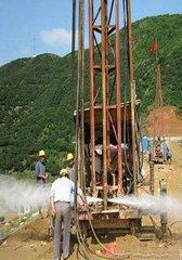 海南三重管高压旋喷桩机用途