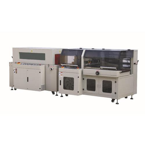 全自动边封封切.收缩包装机(BTH-550+BM-500L、BTH-700+BM-700L)
