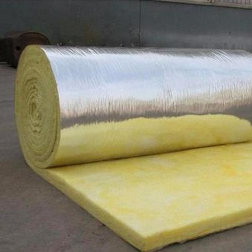 海口华美保温玻璃棉条的应用