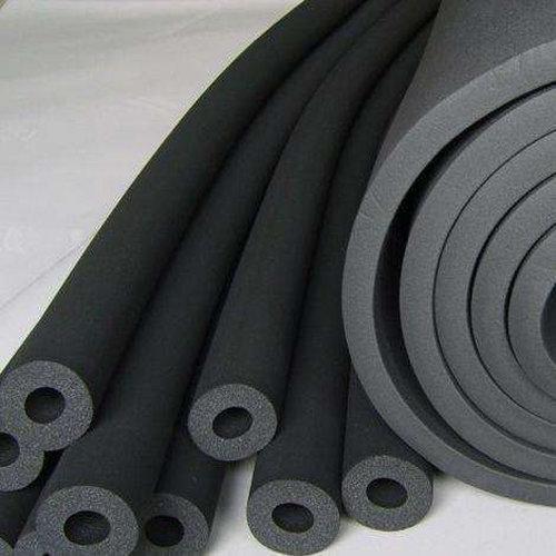 海口华美保温橡塑管的安装及特点
