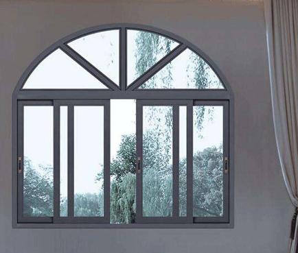 西安钛鎂合金門窗安裝