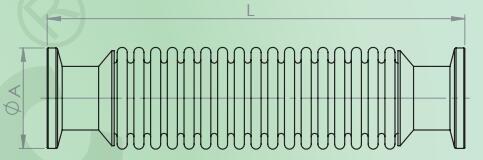 KF波紋軟管