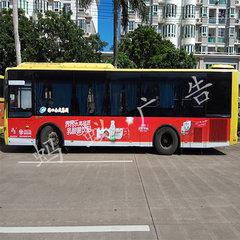 海口公交车体广告投放运营商