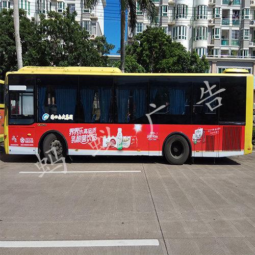 海南公交车体广告如何投放